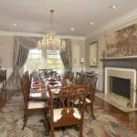 11-dining room loc de luat masa casa Jennifer Lopez inainte de renovare