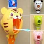 11-dozator pasta de dinti pentru copii accesoriu baie gratuit
