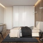 11-dulap mare alb in amenajarea unui dormitor modern de 10 mp