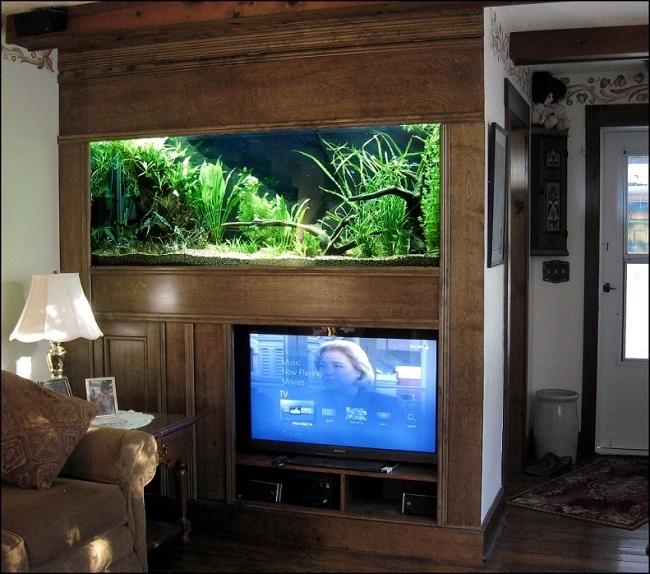 11-exemplu integrare living in perete tv living