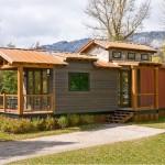 11-fatada casa mica lemn 37 mp cu mansarda
