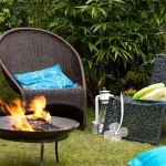 11-foc de tabara decorativ idei amenajare curte mica