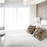 11-idei amenajare dormitor modern mic decorat in alb