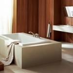 11-lambriu lat lemn decor perete baie moderna minimalista