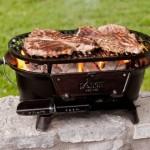 11-mini grill pe carbuni potrivit pentru spatii mici
