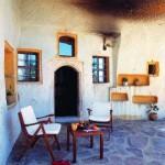 11-mini terasa hotel yunak evleri din cappadocia turcia