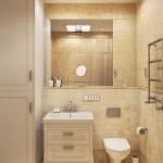 11-mobila alba stil clasic amenajare baie de apartament