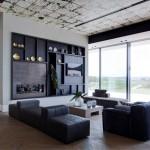 11-mobila super slim decor perete tv living modern minimalist