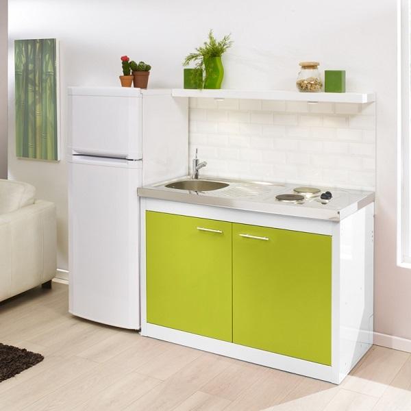 11-mobila vernil pentru bucatarie foarte mica chicineta