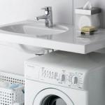 11-model chiuveta baie cu spatiu pentru masina de spalat dedesubt