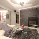 11-panou decorativ ce imita fidel piatra naturala gri decor living modern