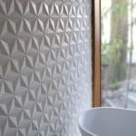 11-panouri 3D decor perete baie moderna