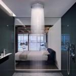 11-para de dus cu efect de ploaie accesoriu baie ultramoderna