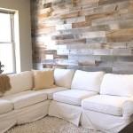 11-perete de accent finisat cu placi din lemn autoadezive Artis Wall