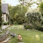 11-pergola cu trandafiri cataratori gradina casa veche stil tudor renovata