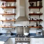 11-polite pentru vase si farfurii amenajare bucatarie