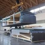 11-pregatire pentru transport cu tirul casa modulara prefabricata MADI Home