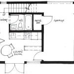 11-schita plan parter casa 46 mp cu etaj