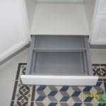 11-sertar pentru tavi proiectate sub spatiul destinat cuptorului electric incrporabil