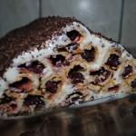 Reteta de tort cu visine racoritor – Cusma lui Guguta