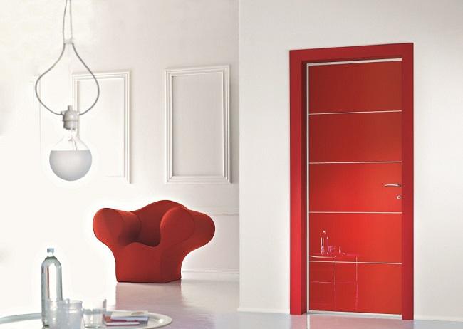 11-usa de interior rosie decor casa amenajata in stil modern ...