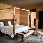 12-amenajare dormitor matrimonial cu pat cu baldachin forma cubica