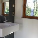 12-baie interior casa ecologica din Hempcrete beton de canepa si var