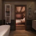 12-baie mare dormitor matrimonial de lux cabana la bergerie