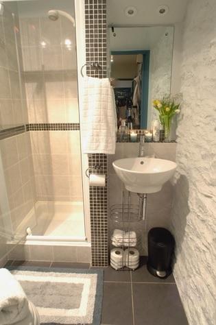12-baie rustica cu dotari moderne casa mica de vacanta din Devon Anglia