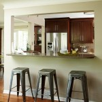 12-bar loc de luat masa bucatarie moderna dupa renovare