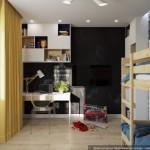 12-camera copii cu paturi supraetajate apartament 2 camere fosta garsoniera