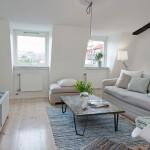 12-decor in alb gri si bleu pal living amenajat in stil scandinav