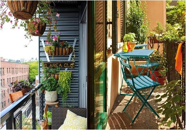 12-decor scandinav in amenajarea unui mic balcon de apartament