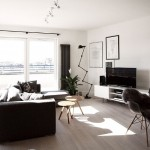 12-decor scandinav minimalist in alb si negru