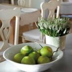 12-detalii decorative in zona de dining a casei frumoase din Spania