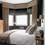 12-dormitor mic pereti zugraviti in gri inchis accesorii bej