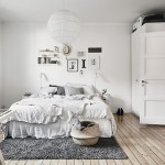 12-dormitor scandinav minimalist decorat in alb