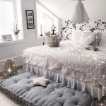 12-exemplu amenajare dormitor romantic mic cu accente rustice scandinave