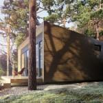 12-exterior casa moderna prefabricata din lemn Arca