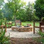 12-idee constructie foc de tabara decorativ din piatra naturala