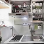 12-mobilier ultra compact decor bucatarie doarte mica a unei garsoniere
