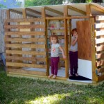 12-model casuta de joaca de forma dreptunghiulara pentru copii