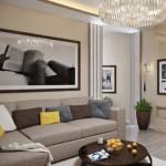 12-model living modern cu accente Art-Deco