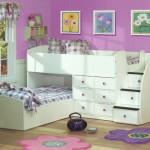 12-model paturi supraetajate camera pentru doua fetite