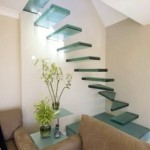 12-model scara interior minimalista construita doar din sticla securizata