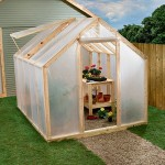 12-model sera mica cu ventilatie structura lemn si folie plastic