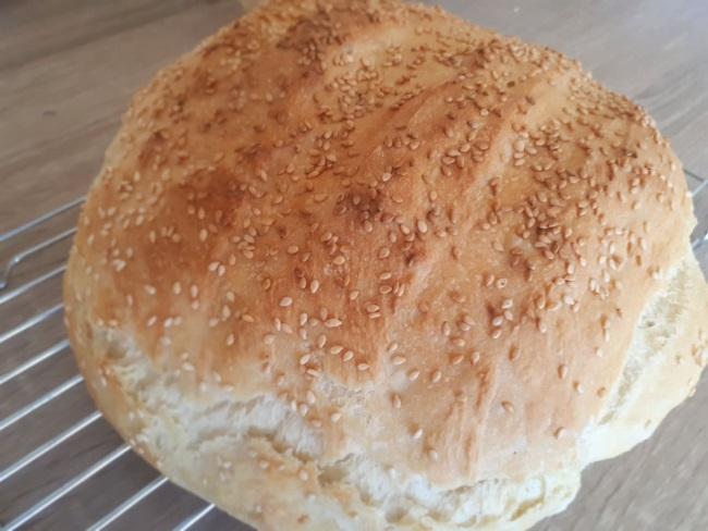 paine de casa cu susan
