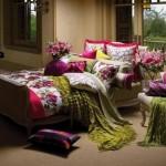 12-pat aranjat neglijent decor relaxant in dormitor