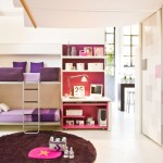 12-paturi suprapuse rabatabile la perete mobila camera copil