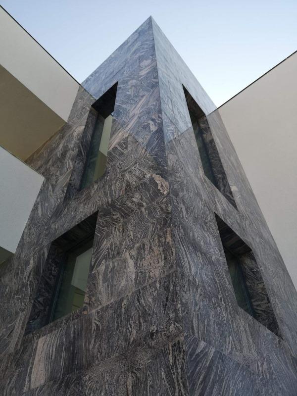 placare exterioara granit casa FIM Spring Residence PH